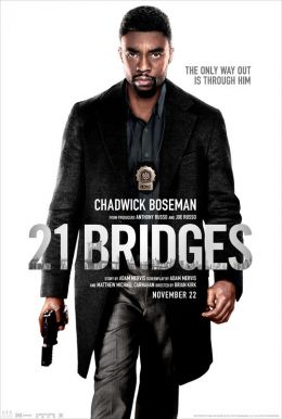 21 Bridges HD Trailer