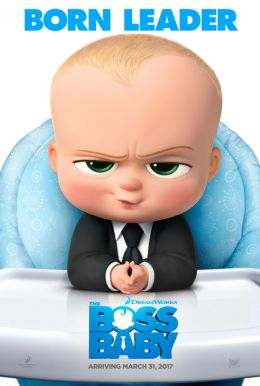 The Boss Baby HD Trailer
