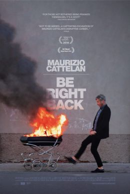 Maurizio Cattelan: Be Right Back HD Trailer