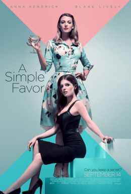 A Simple Favor HD Trailer