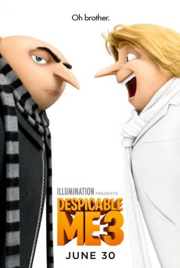 Despicable Me 3 HD Trailer