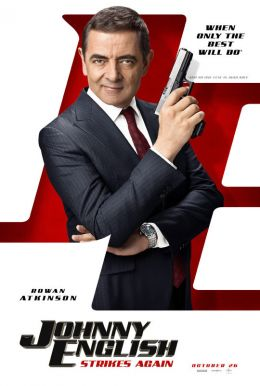 Johnny English Strikes Again HD Trailer