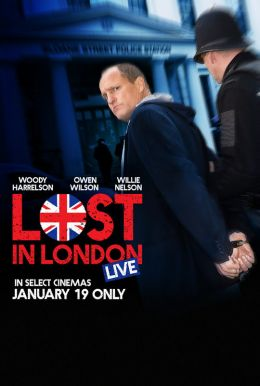 Lost in London HD Trailer