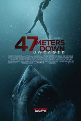 47 Meters Down: Uncaged HD Trailer