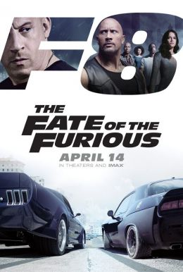 The Fate of the Furious HD Trailer