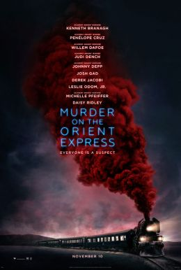 Murder On The Orient Express HD Trailer