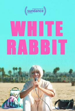 White Rabbit Poster