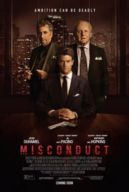 Misconduct HD Trailer