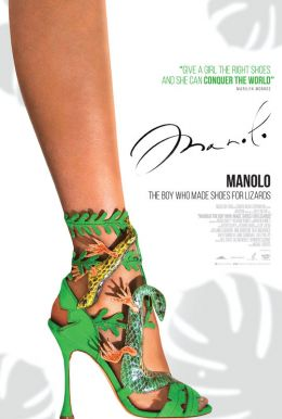 Manolo: The Boy Who Made Shoes for Lizards HD Trailer