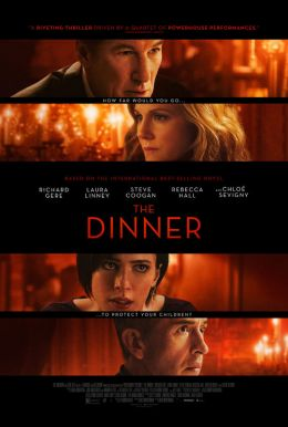 The Dinner HD Trailer