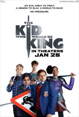 The Kid Who Would Be King HD Trailer