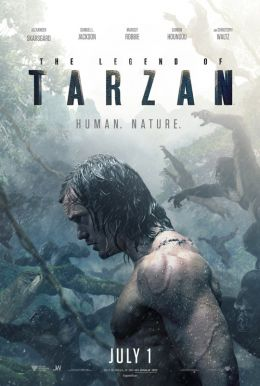 The Legend of Tarzan HD Trailer