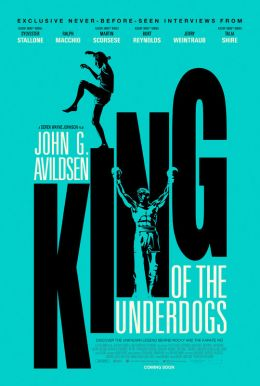 John G. Avildsen: King of the Underdogs Poster