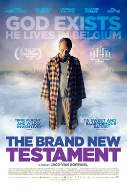 The Brand New Testament HD Trailer