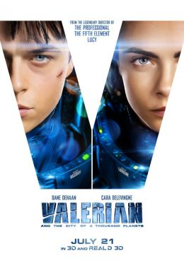 Valerian and the City of a Thousand Planets HD Trailer