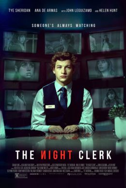 The Night Clerk HD Trailer