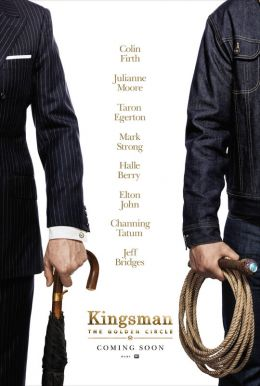 Kingsman The Golden Circle HD Trailer