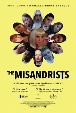 The Misandrists HD Trailer