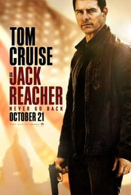 Jack Reacher: Never Go Back HD Trailer