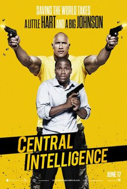 Central Intelligence HD Trailer
