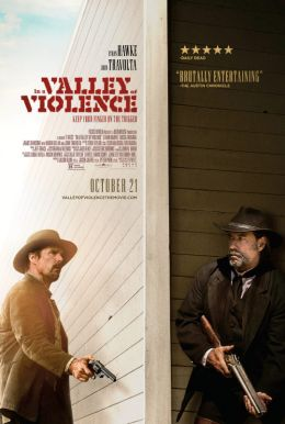 In a Valley of Violence HD Trailer