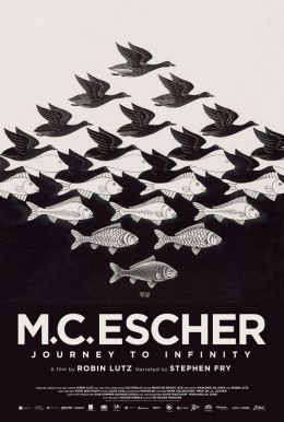 M.C. Escher - Journey To Infinity Poster