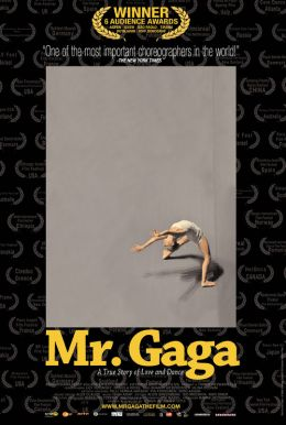 Mr. Gaga HD Trailer