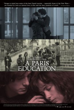 A Paris Education Poster