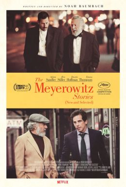 The Meyerowitz Stories (New and Selected) HD Trailer