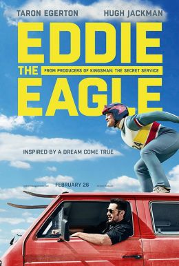 Eddie the Eagle HD Trailer