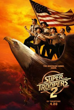 Super Troopers 2 HD Trailer