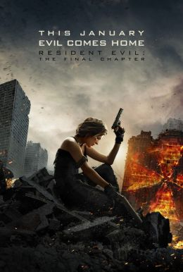 Resident Evil: The Final Chapter HD Trailer
