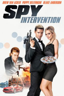 Spy Intervention Poster