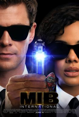 Men In Black: International HD Trailer