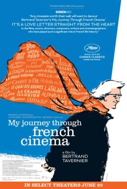 My Journey Through French Cinema Poster
