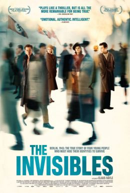 The Invisibles Poster