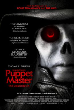 Puppet Master: The Littlest Reich HD Trailer