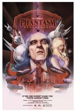 Phantasm: Remastered HD Trailer