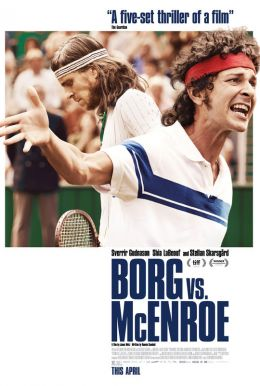 Borg vs. McEnroe HD Trailer