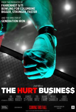 The Hurt Business Poster