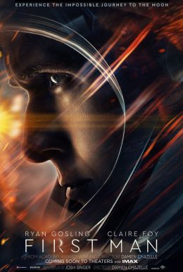 First Man HD Trailer