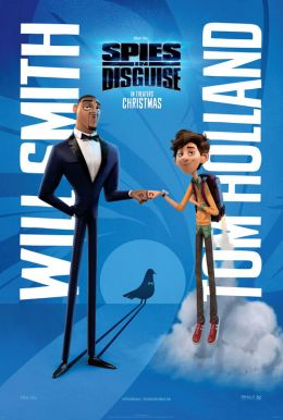 Spies In Disguise HD Trailer