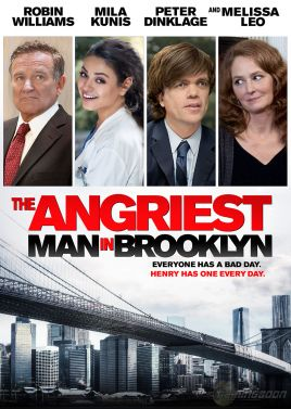 The Angriest Man in Brooklyn HD Trailer