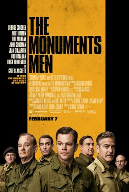 The Monuments Men HD Trailer