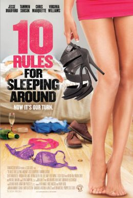 10 Rules for Sleeping Around Poster