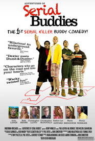Adventures of Serial Buddies Poster