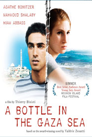 A Bottle in the Gaza Sea  HD Trailer