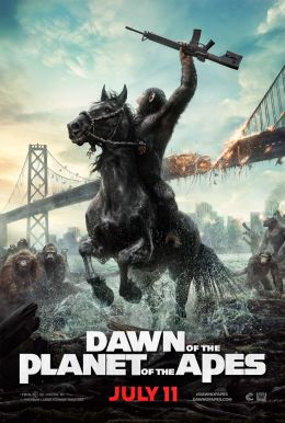 Dawn of the Planet of the Apes HD Trailer