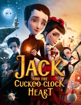 Jack and the Cuckoo-Clock Heart HD Trailer