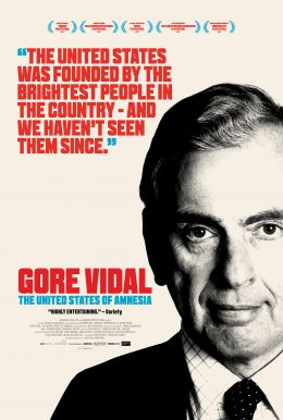 Gore Vidal: The United States of Amnesia HD Trailer